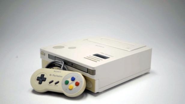 konsol game Nintendo PS