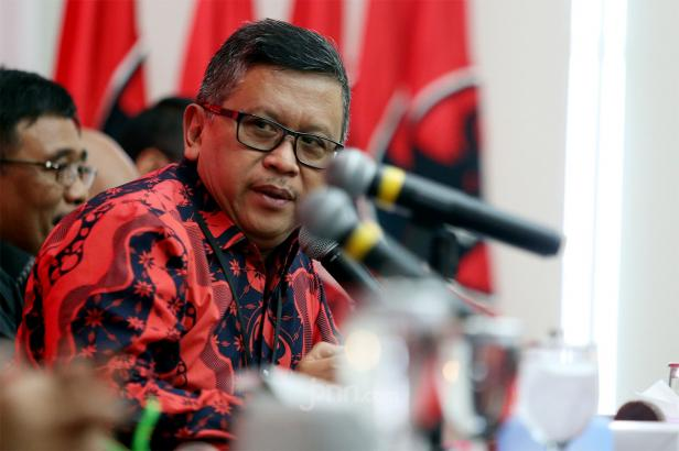 Sekjen PDI Perjuangan, Hasto Kristiyanto