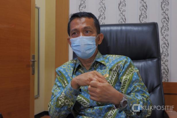 PLT Kadisdukcapil Padang, Edi Hasymi