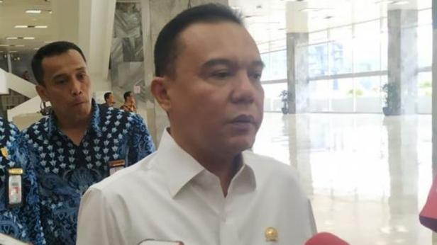 akil Ketua DPR RI, Sufmi Dasco Ahmad.