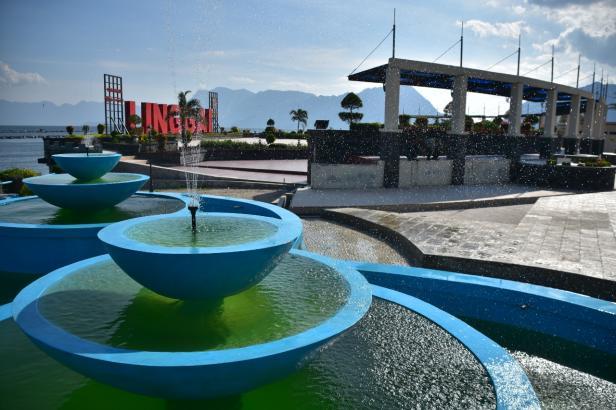 Objek wisata Linggai
