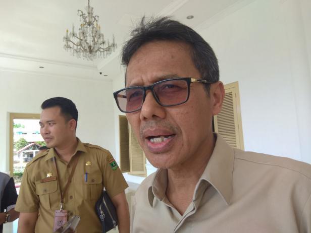 Gubernur Sumbar Irwan Prayitno