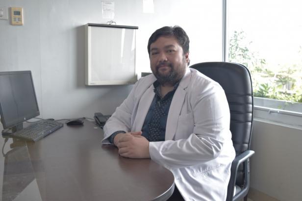 Dokter Jantung SPH, dr. Eka Fithra Elfi Sp. JP(K)
