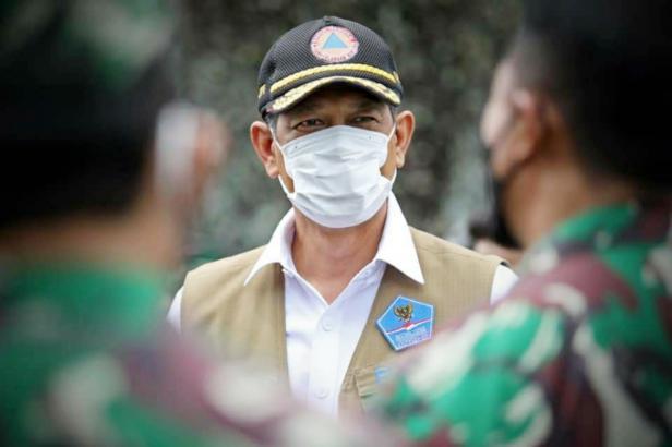 Kepala Badan Nasional Penanggulangan Bencana (BNPB) Letjen (TNI) Doni Monardo