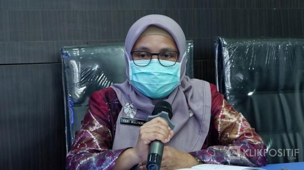 Kepala Dinas Kesehatan Kota Padang, Feri Mulyani