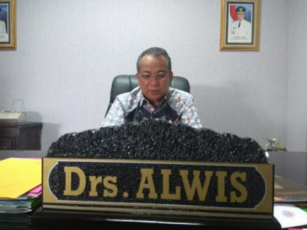 Sekdaprov Sumbar Drs. Alwis