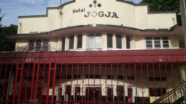 Hotel Jogja Ditutup Untuk Sementara