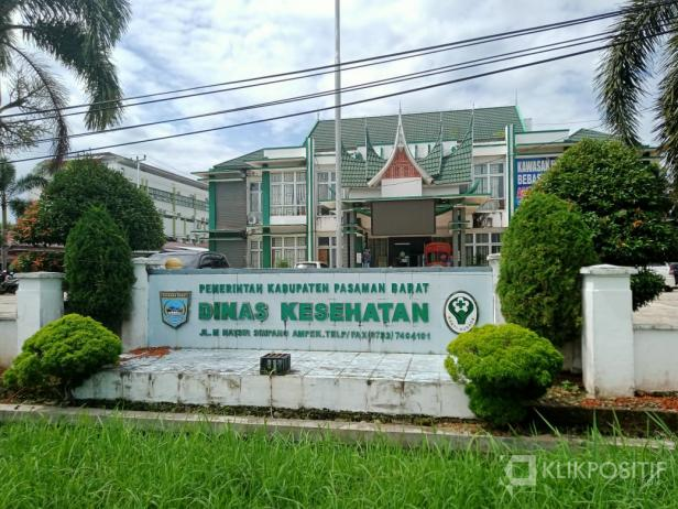 Kantor Dinas Kesehatan Pasaman Barat