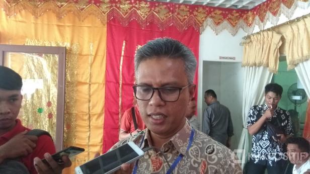Komisioner Divisi Teknis KPU Sumbar Izwaryani