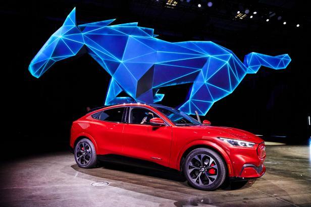 Mobil listrik Ford