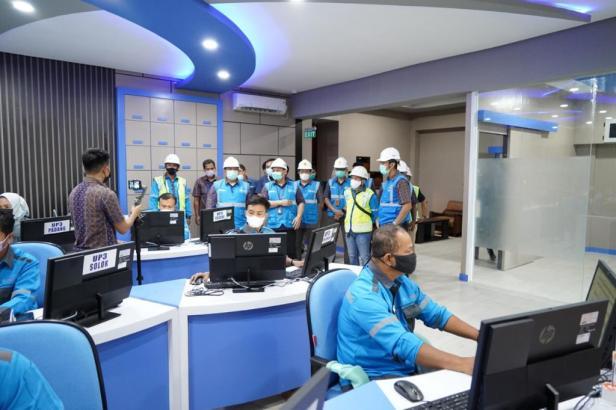 Pastikan kesiapan personil dan keandalan listrik, PLN UIW Sumbar Gelar Apel Kesiapan Pelayanan Teknik menyambut Ramadhan & Idul Fitri 1442 H pada Kamis (01/04) pagi tadi.