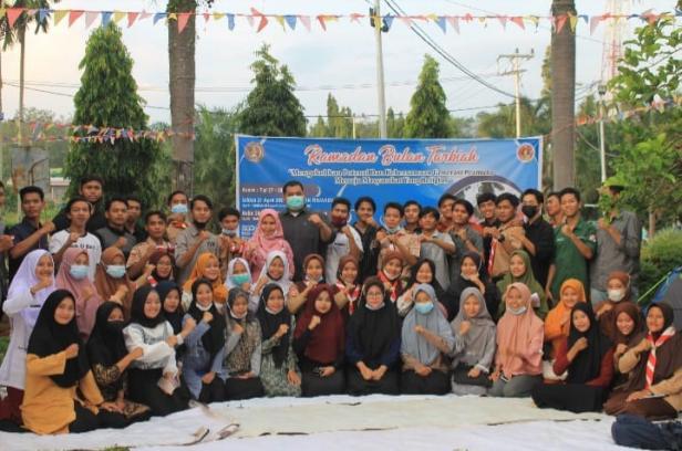 Ormawa UNDHARI yang dimotori UKM Pramuka Racana Dara Jingga Undhari dan Badan Ekeskutif Mahasiswa (BEM) Undhari mengisi kegiatan pada ramadan sebagai bulan Tarbiah dengan mengangkat tema