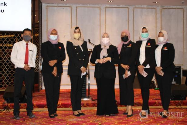 Jajaran Management The Premiere Padang