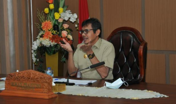 Gubernur Sumbar Irwan