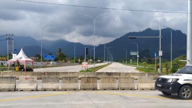 Tol Padang - Sicincin