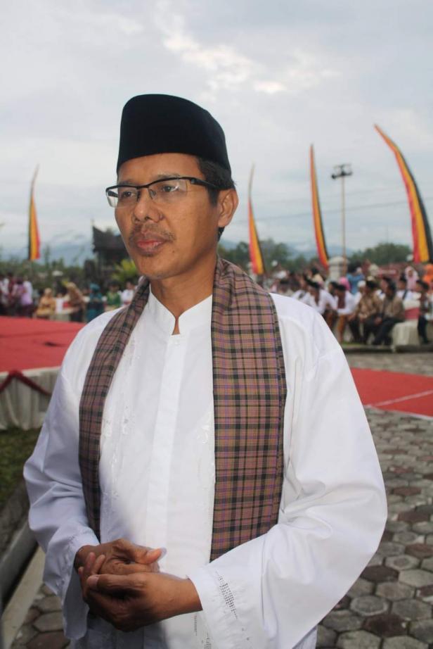 Gubernur Sumbar, Irwan Prayitno