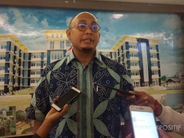 Ketua DPD Partai Gerindra Sumbar Andre Rosiade