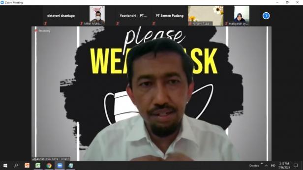 Dr. dr. Andani Eka Putra, M.Sc.