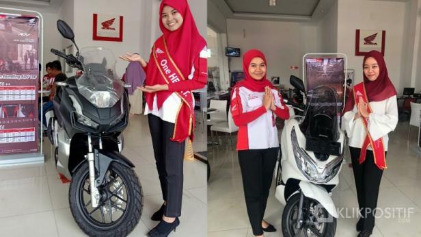 Pameran Honda Premium Matic Day