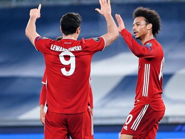 Bayern Munchen bungkam Lazio