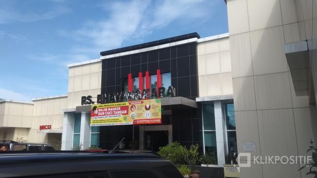 RS Bhayangkara Padang