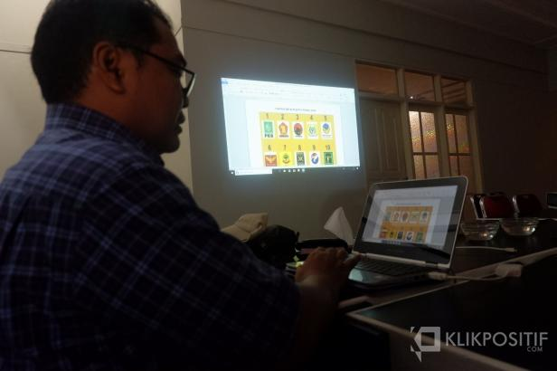 Direktur Lembaga survei Arah Baru Center Sumbar, Erizal