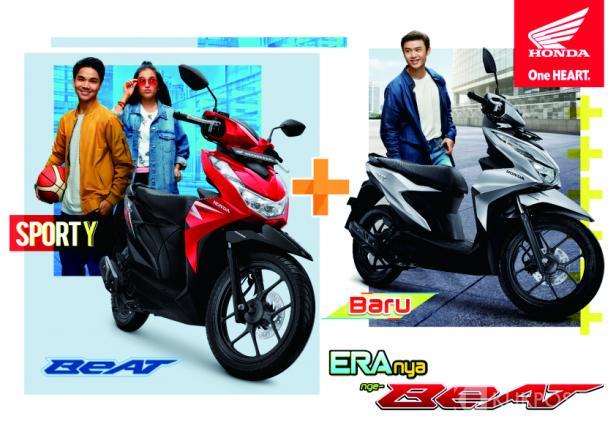 Program Penjualan Honda BeAt