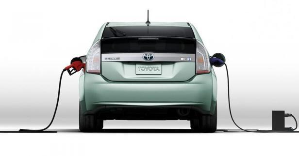 Toyota listrik