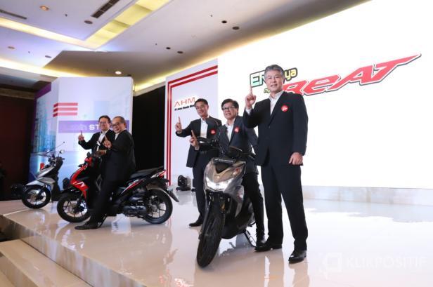 Peluncuran All New Honda Beat