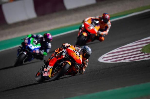 Pebalap Honda belum bisa meraih podium di MotoGP 2021