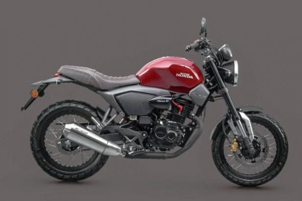 Honda CB190SS 2022