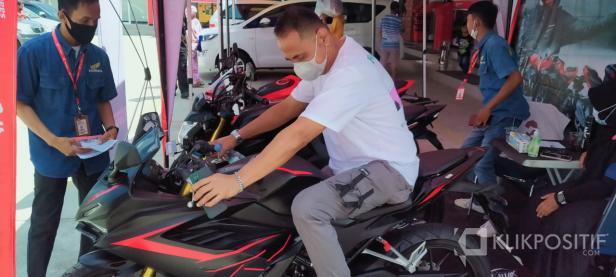 Pameran Honda Sport Motoshow