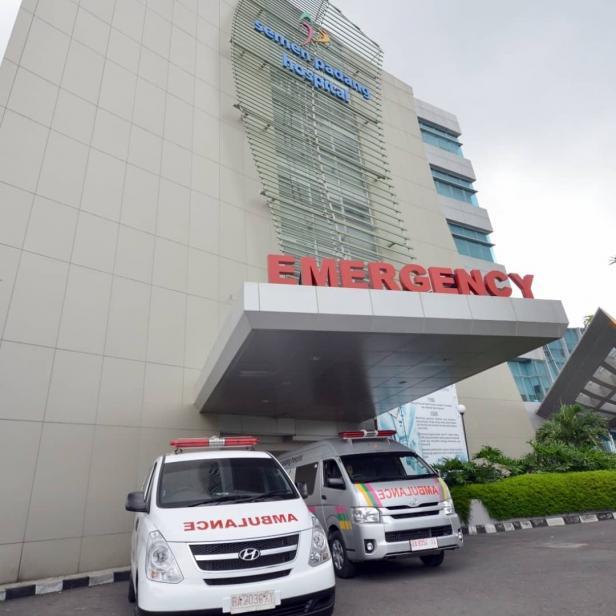 IGD Semen Padang Hospital