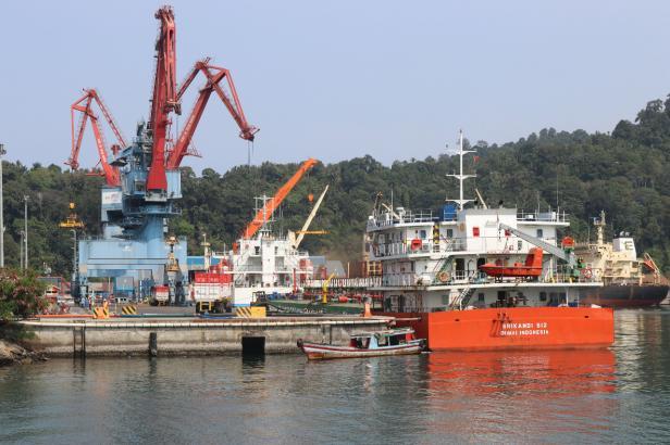 Pelabuhan Teluk Bayur
