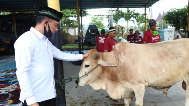 Kapolresta Padang Kombes Pol Yulmar Try Himawan