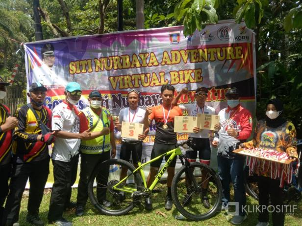 Ikuti Gowes Siti Nurbaya Adventure 2021, ISSI Payakumbuh Kembali Naik Podium