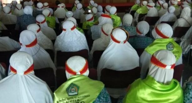 Ilustrasi Jemaah Haji