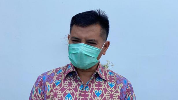 Kepala Perwakilan Bank Indonesia Sumbar Wahyu Purnama A