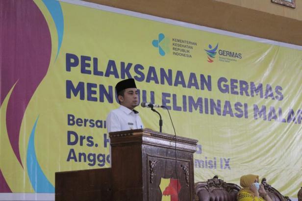 Wakil Wali Kota Solok, Dr. Ramadhani Kirana Putra mengajak masyarakat lawan informasi Hoaks soal vaksin Covid-19