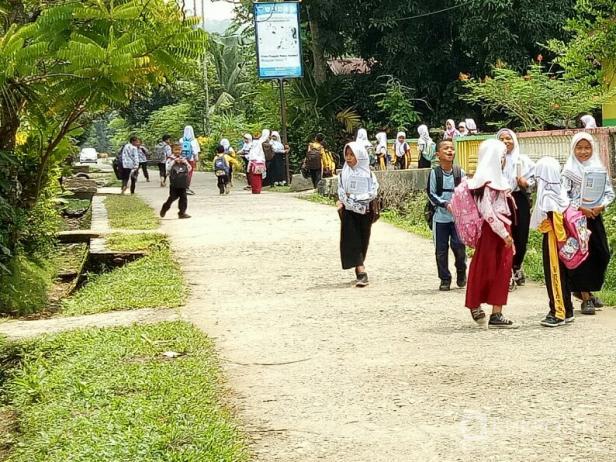 Kondisi siswa di Pessel sebelum masa COVID-19