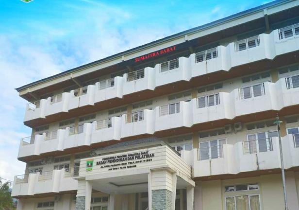 Asrama Diklat BPSMD Sumbar di Padang