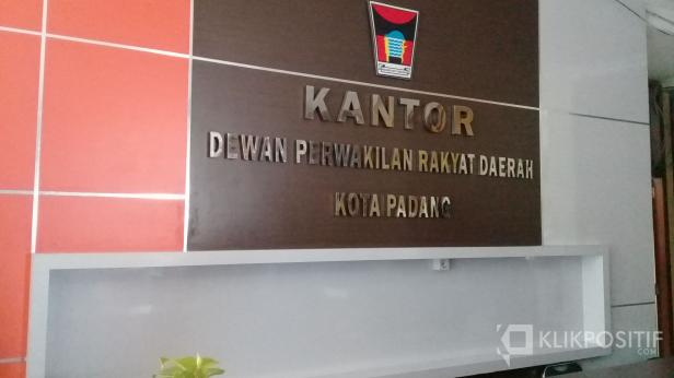 Kantor Dewan Perwakilan Rakyat Daerah (DPRD) Kota Padang