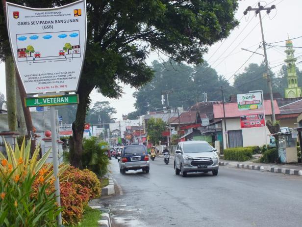 Jalan Veteran Bukittinggi