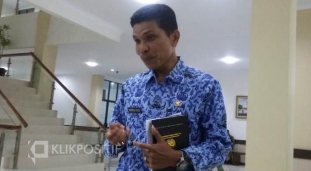 Kepala DLH Payakumbuh, Dafrul Pasi.