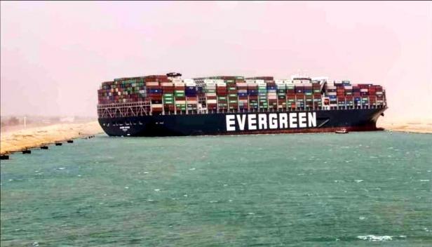 Kapal Evergreen