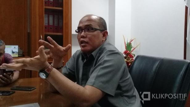 Ketua Dewan Perwakilan Rakyat Daerah (DPRD) Sumatera Barat, Supardi