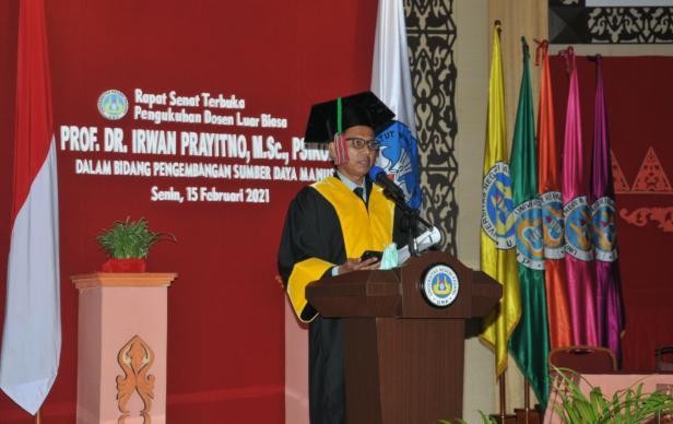 Prof. Irwan Prayitno