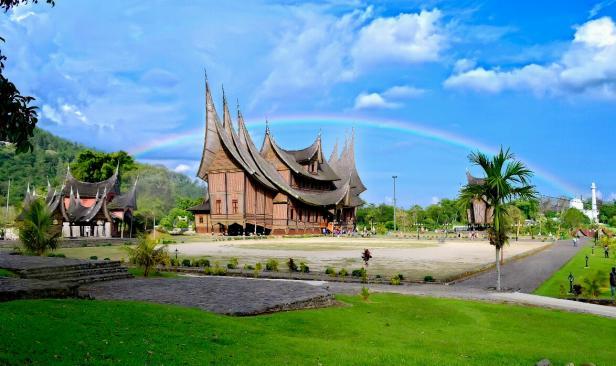 Istano Basa Pagaruyung masih ditutup dari kunjungan wisatawan sampai 16 April 2020
