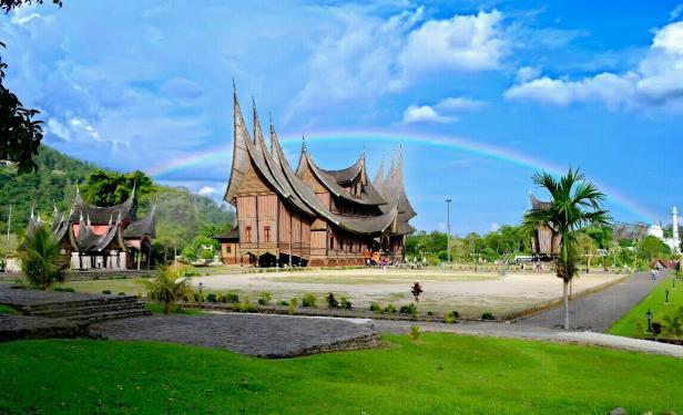 Istano Basa Pagaruyung mulai buka kunjungan wisatawan pada 8 Juni dimasa New Normal.