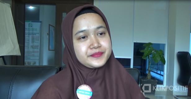 Kepala Bidang Perluasan Peserta dan Kepatuhan BPJS Kesehatan Cabang Payakumbuh, Nining Indira.